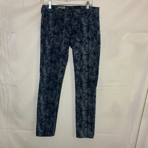 Ag Adriano Goldschmied Jeans - Adriano Goldschmied print leggings ankle jeans
